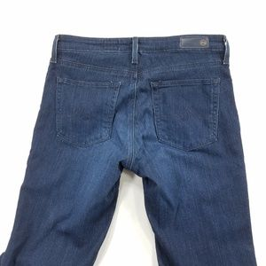 AG Adriano Goldschmied Mid Rise Skinny Denim Jeans